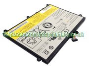 L13L4P21 Battery, Lenovo L13L4P21 L13M4P21  IdeaPad Yoga 2 11 Series Replacement Laptop Battery